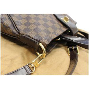 Louis Vuitton Bags - LOUIS VUITTON CABAS ROSEBERY DAMIER EBENE SHOULDER